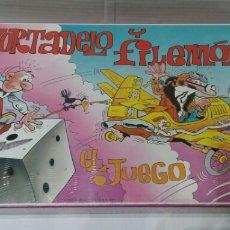 Juegos de mesa: MORTADELO Y FILEMÓN. EL JUEGO. FALOMIR. NUEVO. PRECINTADO. 1994.. Lote 142738608