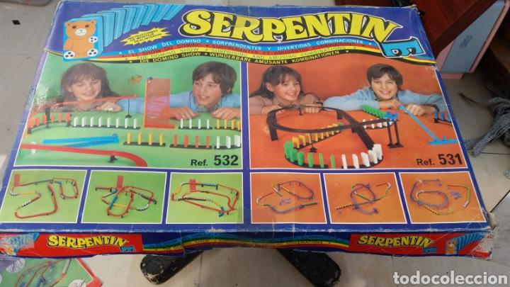 JUEGO SERPENTIN DOMINO (Juguetes - Juegos - Juegos de Mesa)