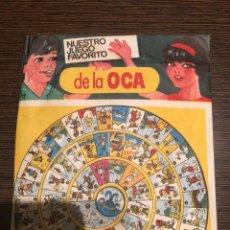 Juegos de mesa: SOBRE JUEGOS AÑOS 70 80 LA OCA NO MONTAPLEX . Lote 143000254