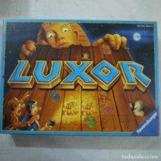 Juegos de mesa: LUXOR - RAVENSBURGER - 2001. Lote 143027046