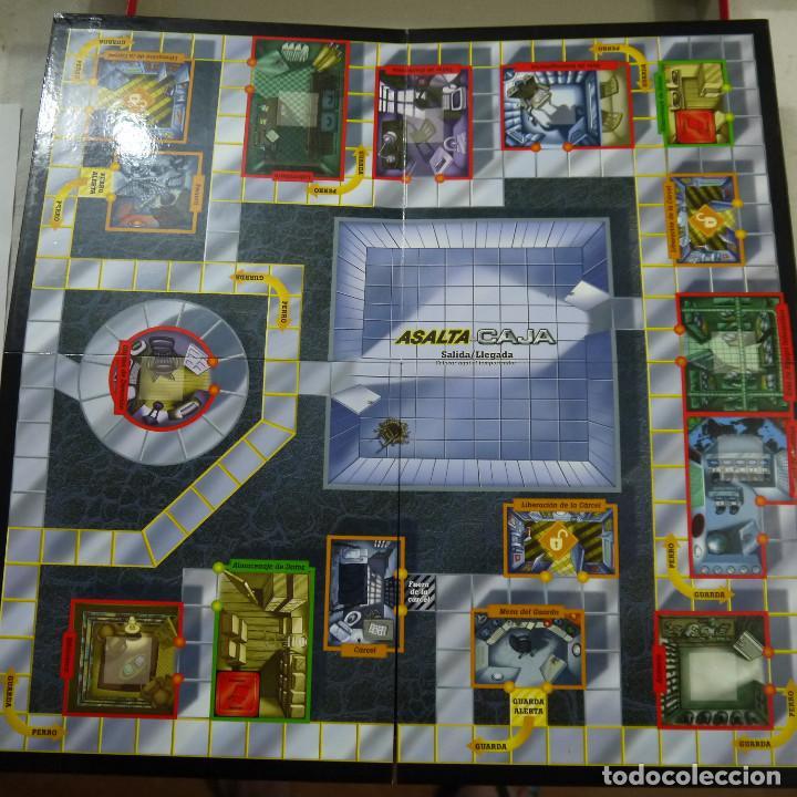 Juegos de mesa: ASALTA LA CAJA - MATTEL - 2003 - Foto 5 - 155992148