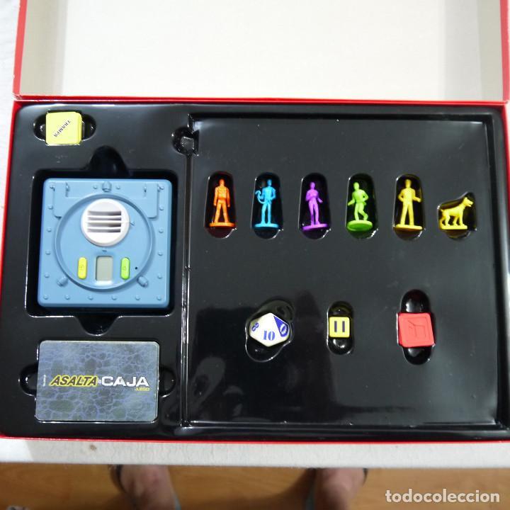 Juegos de mesa: ASALTA LA CAJA - MATTEL - 2003 - Foto 6 - 155992148