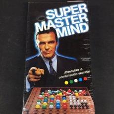 Juegos de mesa: JUEGO DE MESA SUPER MASTER MIND PRECINTADO DE DISET. Lote 143090274