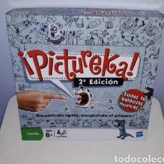 Juegos de mesa - JUEGO PICTUREKA. - 143193138