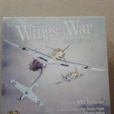 Juegos de mesa: JUEGO DE MESA WINGS OF WAR: DAWN OF WAR. Lote 143331526