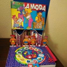 Juegos de mesa: ME MOLA LA MODA - JUEGO DE MESA COMPLETO - CEFA, 1991. Lote 143373177