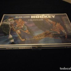 Juegos de mesa: BLUE LINE HOCKEY A 3 M SPORTS GAME,1969. Lote 143630294