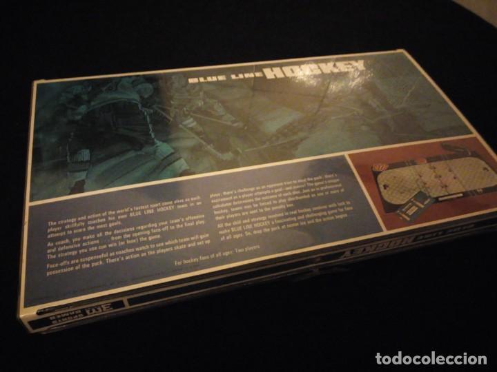 Juegos de mesa: blue line hockey a 3 m sports game,1969 - Foto 12 - 143630294