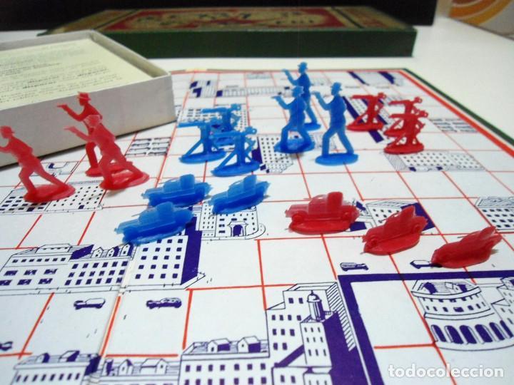 Juegos de mesa: FBI UN JUEGO TACTICO - FRANCISCO ROSSELLO - JUEGOS CRONE AÑOS 50 - JUEGO DE MESA F.B.I. COMPLETO - Foto 3 - 143664550