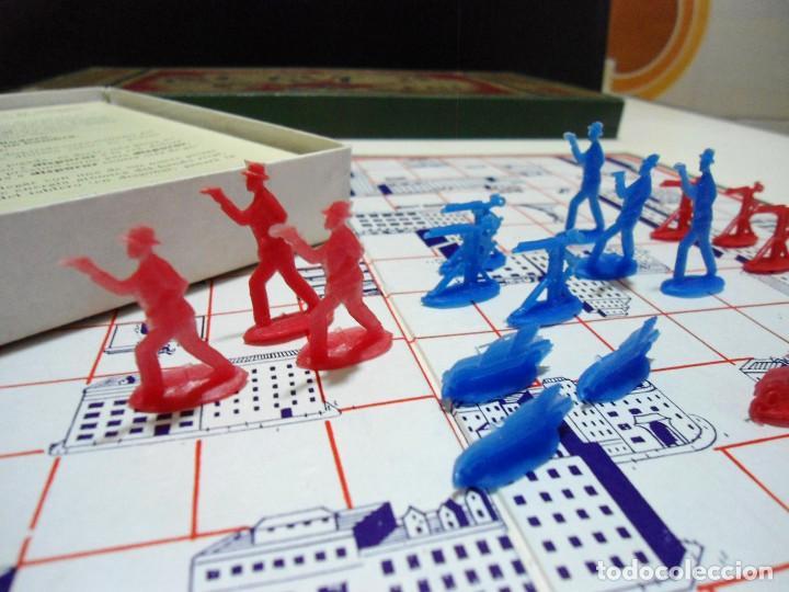 Juegos de mesa: FBI UN JUEGO TACTICO - FRANCISCO ROSSELLO - JUEGOS CRONE AÑOS 50 - JUEGO DE MESA F.B.I. COMPLETO - Foto 4 - 143664550