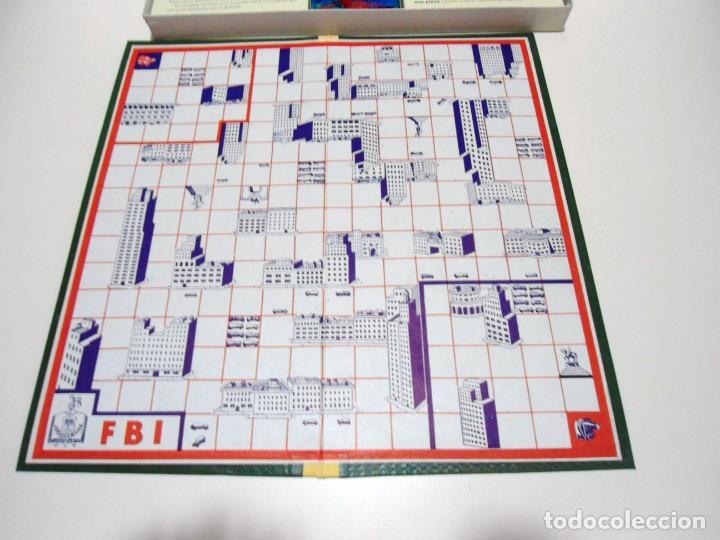 Juegos de mesa: FBI UN JUEGO TACTICO - FRANCISCO ROSSELLO - JUEGOS CRONE AÑOS 50 - JUEGO DE MESA F.B.I. COMPLETO - Foto 6 - 143664550
