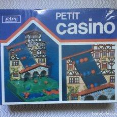Juegos de mesa: JUEGO DE MESA PETIT CASINO - AYPE - AÑOS 70 - NUEVO A ESTRENAR PRECINTADO. Lote 143720912