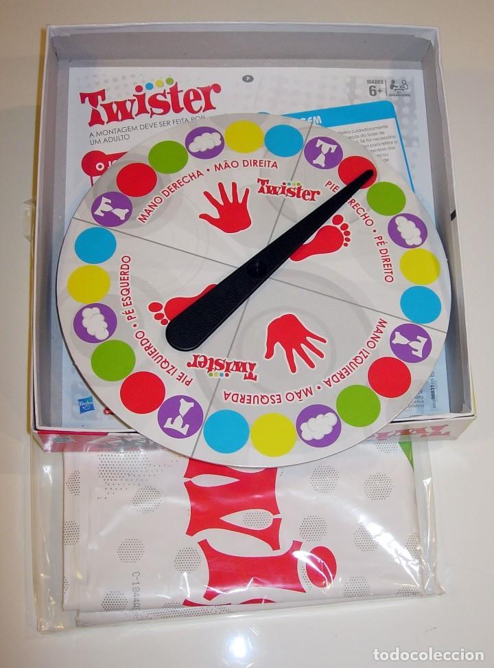 Twister De Hasbro Juego Clasico Comprar Juegos De Mesa Antiguos