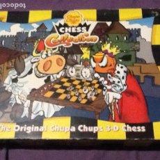 Juegos de mesa: AJEDREZ CHUPA-CHUPS - CHESS COLLECTION. Lote 144054334