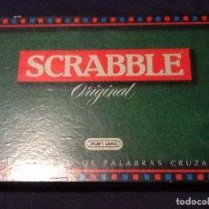 Juegos de mesa: SCRABBLE ORIGINAL JUEGO DE MESA COMPLETO. Lote 144137242