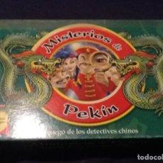 Juegos de mesa: MISTERIOS DE PEKIN - PARKER - JUEGO DE MESA. Lote 144160638