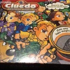 Juegos de mesa: JUEGO DE MESA CLUEDO JUNIOR. Lote 144166506
