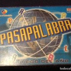 Juegos de mesa: JUEGO DE MESA PASAPALABRA - FALOMIR. Lote 144167354