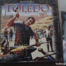 Juegos de mesa: TOLEDO, JUEGO DE ESTRATEGIA - JUEGO DEVIR.. Lote 147203574