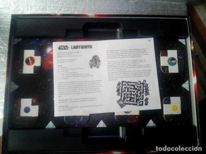 Juegos de mesa: STAR WARS LABYRINTH-DISNEY-RAVENSBURGER-COMPLETO- - Foto 9 - 144214982