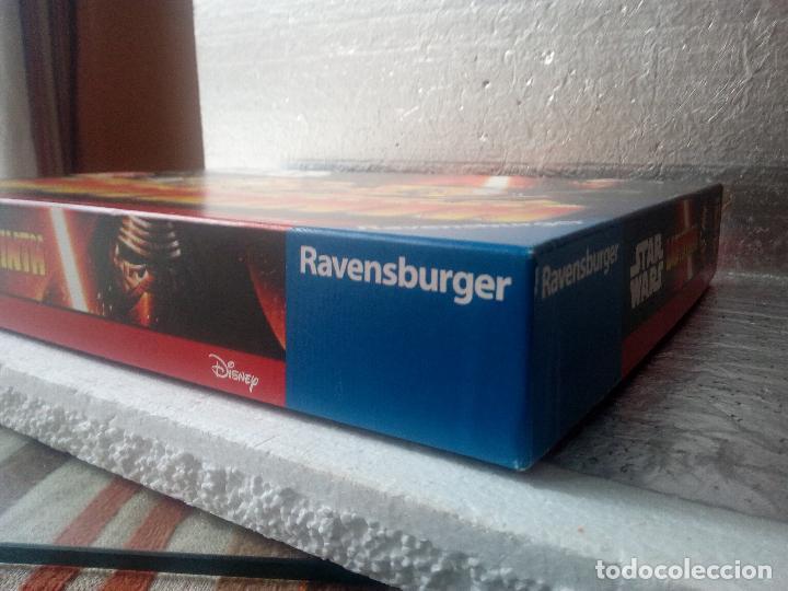 Juegos de mesa: STAR WARS LABYRINTH-DISNEY-RAVENSBURGER-COMPLETO- - Foto 15 - 144214982
