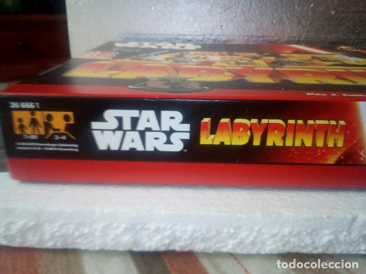 Juegos de mesa: STAR WARS LABYRINTH-DISNEY-RAVENSBURGER-COMPLETO- - Foto 18 - 144214982