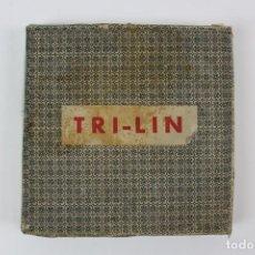 Juegos de mesa: TRI-LIN .JUEGO DE MESA. 3 EN LINEA.AÑOS 40.. Lote 144327534