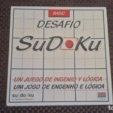 Juegos de mesa: DESAFÍO SUDOKU . Lote 144448222