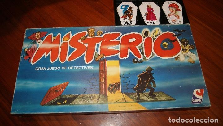 Misterio De Cefa El Grande Buen Estado Solo Fal Comprar Juegos De