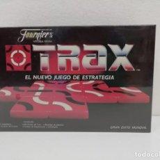Juegos de mesa: JUEGO ESTRATEGIA TRAX FOURNIER 1985 PRECINTADO ALMACEN. Lote 144669974
