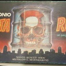 Juegos de mesa: JUEGO ALERTA ROJA DELUXE CEFA . Lote 145221798