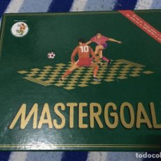 Juegos de mesa: MASTERGOAL 1992 MASTER GOAL JUEGO DE MESA COMPLETO CAJA KREATEN. Lote 145288010