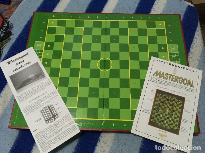 Juegos de mesa: MASTERGOAL 1992 MASTER GOAL JUEGO DE MESA COMPLETO CAJA KREATEN - Foto 4 - 145288010