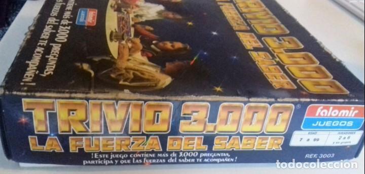 Juegos de mesa: Trivio 3000 La fuerza del saber - Foto 3 - 145313750