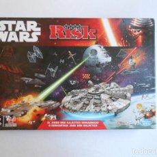 Juegos de mesa: RISK STAR WARS JUEGO DE MESA HASBRO. Lote 152515310