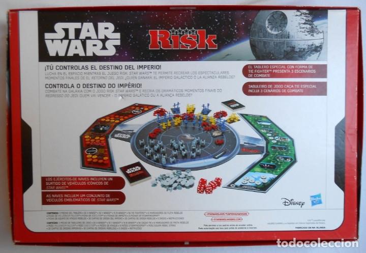 Risk Star Wars Juego De Mesa Hasbro Comprar Juegos De Mesa