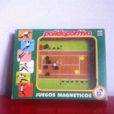 Juegos de mesa: JUEGO MAGNÉTICO. TENIS. Lote 145416053