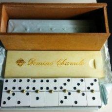 Juegos de mesa: ANTIGUO JUEGO-DOMINÓ CHAMELO. Lote 145595530
