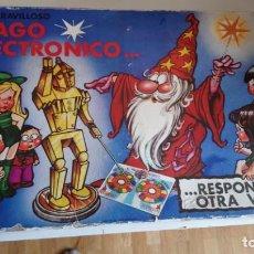 Juegos de mesa: MAGO ELECTRONICO.. Lote 145651698
