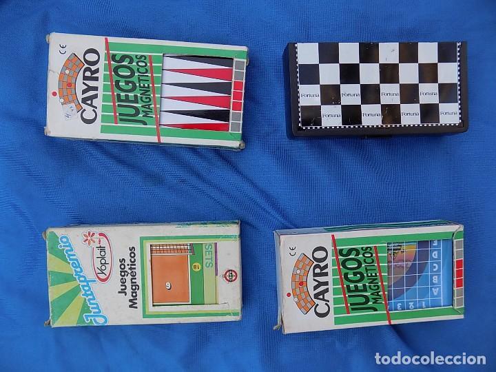 JUEGOS MAGNETICOS CAYRO DENIA (Juguetes - Juegos - Juegos de Mesa)