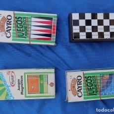 Juegos de mesa: JUEGOS MAGNETICOS CAYRO DENIA. Lote 145707050