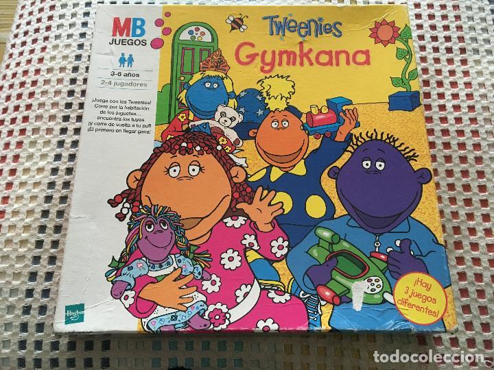 Tweenies Gymkana Mb Juegos Hasbro 1998 Juego De Comprar Juegos De