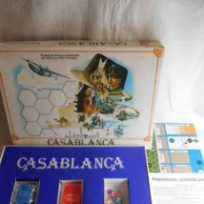 Juegos de mesa: M69 JUEGO DE ESTRATEGIA TIPO NAC CASABLANCA. FALOMIR. AÑOS 80. MUY BUENO.. Lote 145817310