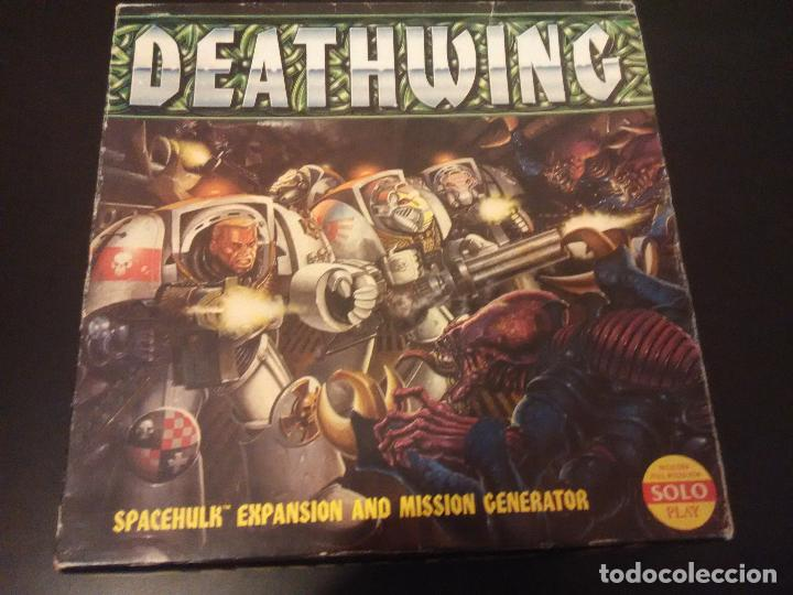 JUEGO DE MESA SPACE HULK: DEATHWING GAMES WORKSHOP (Juguetes - Juegos - Juegos de Mesa)