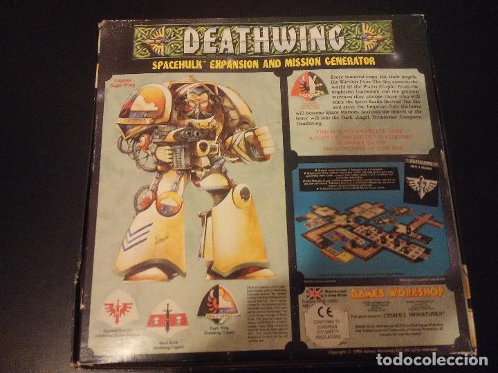 Juegos de mesa: JUEGO DE MESA SPACE HULK: DEATHWING GAMES WORKSHOP - Foto 2 - 145937766