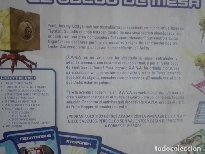 Codigo Lyoko Juego De Mesa De Simba A Estrenar Comprar Juegos De