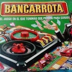 Juegos de mesa: BANCARROTA - PARKER - JUEGO DE MESA - COMPLETO . Lote 146444410