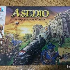 Juegos de mesa: JUEGO DE MESA ASEDIO DE MB, GAMES WORKSHOP. Lote 174427943