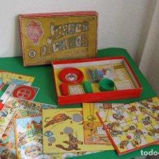 Juegos de mesa: JUEGOS REUNIDOS - Nº 15 - GEYPER - AÑOS 60. Lote 146797766