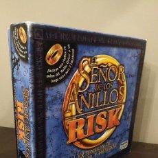 Juegos de mesa: RISK SEÑOR DE LOS ANILLOS EXTENSIÓN DE GONDOR Y MORDOR - PARKER. Lote 146885090
